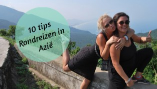 Tips rondreizen in Azië